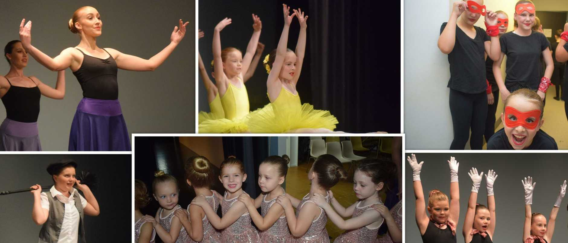 DANCE OFF: All the photos from the wonderful Chinchilla Dance Studio end of year concert.