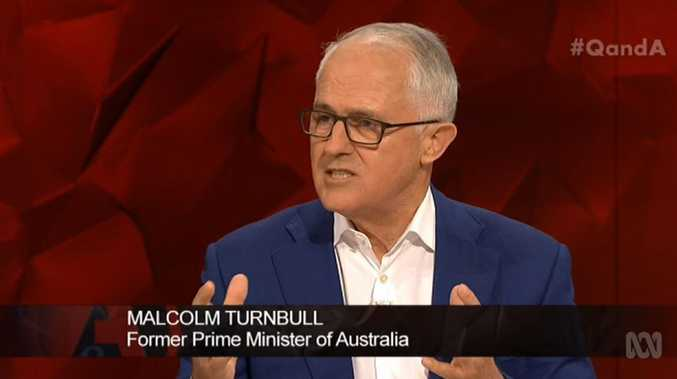 'It's nuts': Turnbull's message to ScoMo