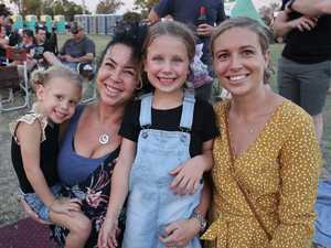 PHOTOS: Thousands at Moranbah's Carols by Candlelight