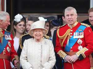 Queen gives Andrew Christmas reprieve