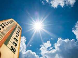 Toowoomba temperatures soar above average