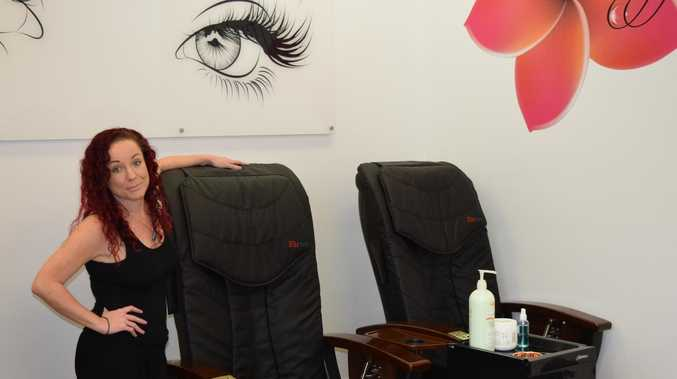 'Dream' beauty salon opens