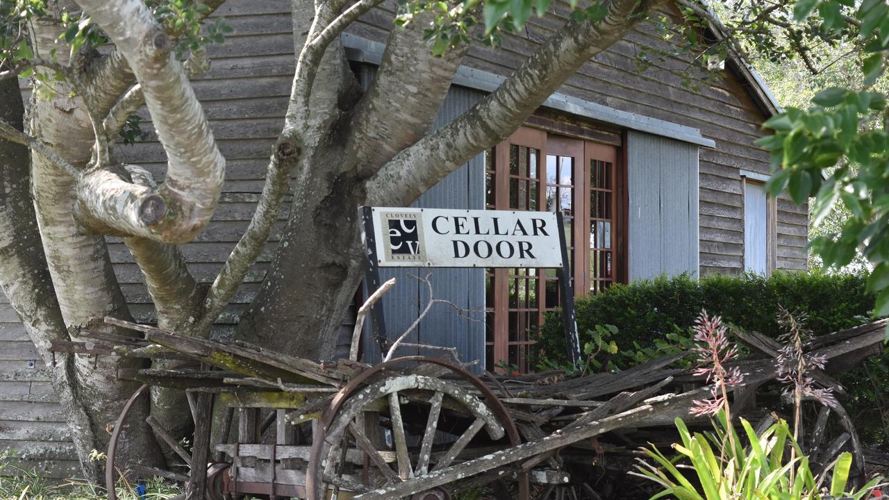 Clovely Estate cellar door welcomes wine tasters. (Photo: Donna Jones)