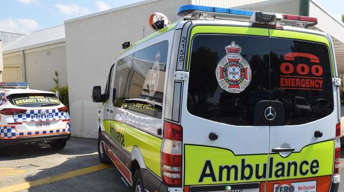 Acid-affected teen punches paramedic multiple times
