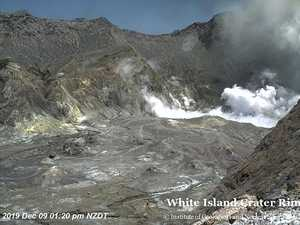 'No signs of life': Fears for Aussies in NZ volcano tragedy