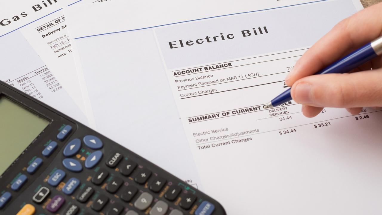 Household electricity bills are expected to fall