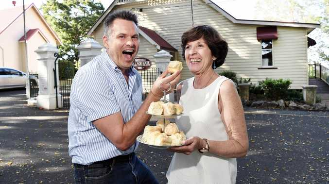 Scones help to combat loneliness on Coast