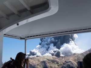 Most shocking photos of the NZ volcano blast