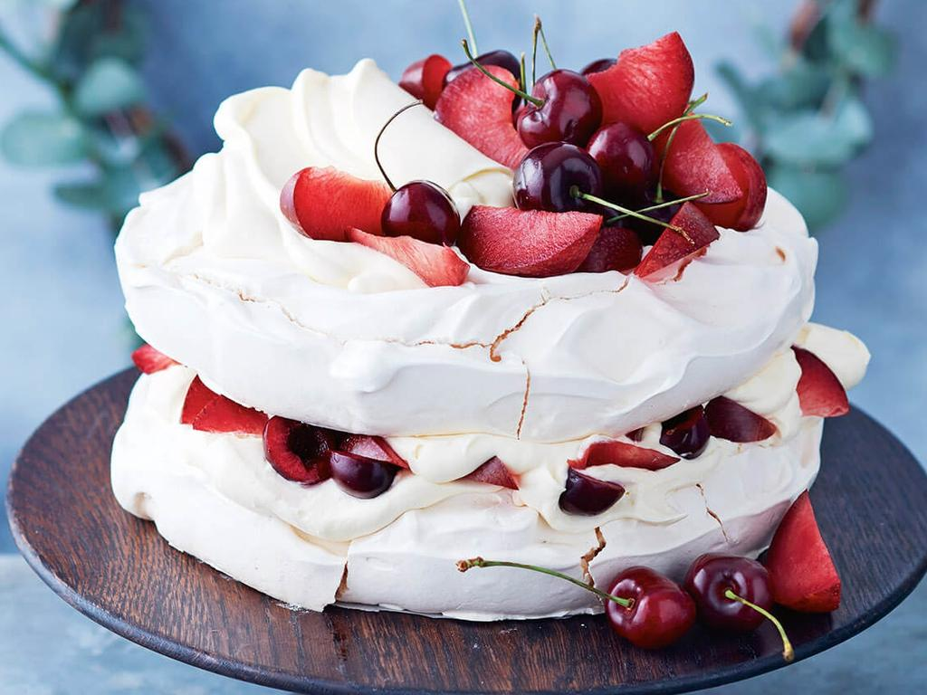 An Aussie favourite, the pavlova, is part of NRMA Insurance's new ad campaign.