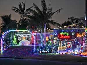 Ipswich's Christmas Light Gallery