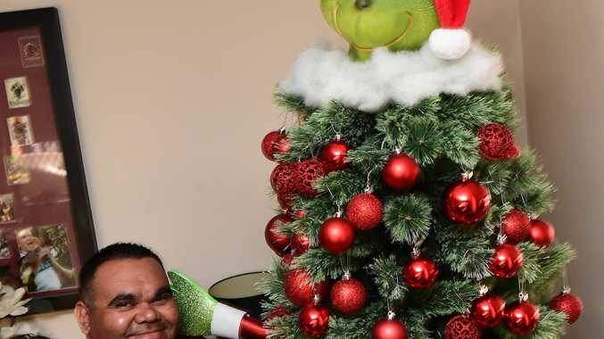 Grinch Christmas tree voted Bundy's most quirky