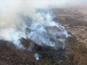UPDATE: Boompa blaze still burning after 19 days