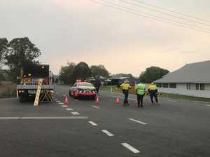 Investigation underway after horror fatal crash near Lismore