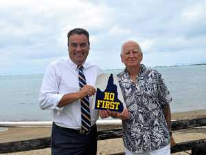 On board: Cannonvale man announced as NQ First president