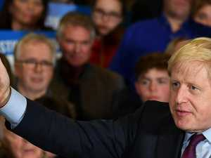 Huge victory as Boris Johnson wins by landslide