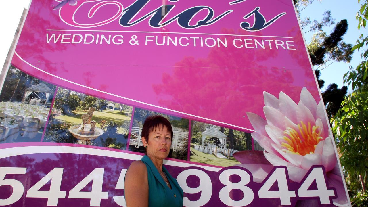 Former Clio's function centre owner Carol Sherley. Photo: Jason Dougherty