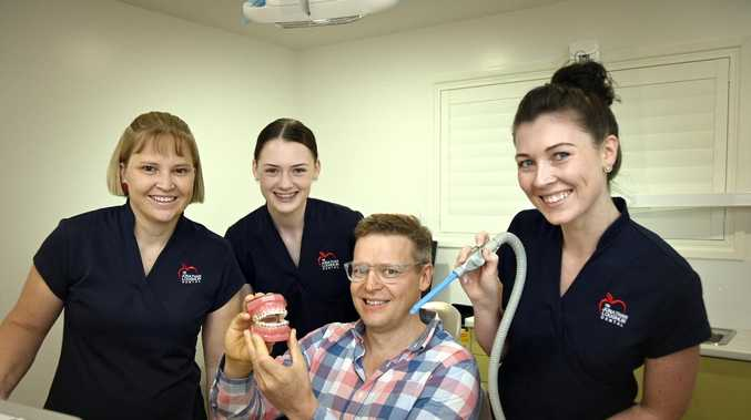 Toowoomba's best dentist named