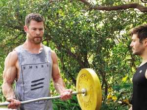 'Good looking but dumb' Chris Hemsworth's trainer spills
