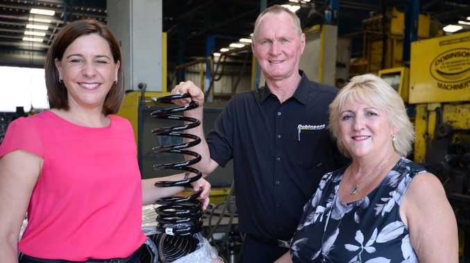 CQ businessman's power struggle to stay competitive