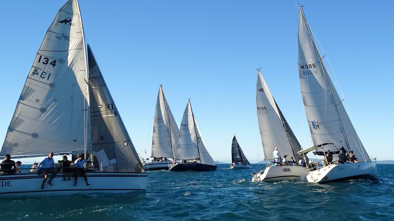 OLYMPIC BID: Plan proposed to bring sailing event to the Whitsundays.