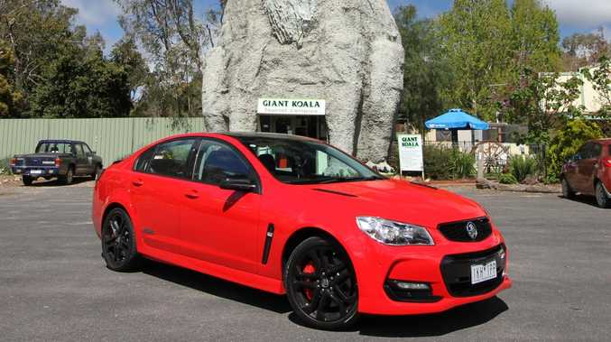 An Aussie motoring icon bites the dust as Holden sales drop
