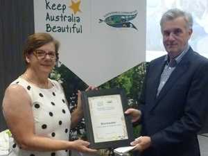 CQ town wins sustainability competition