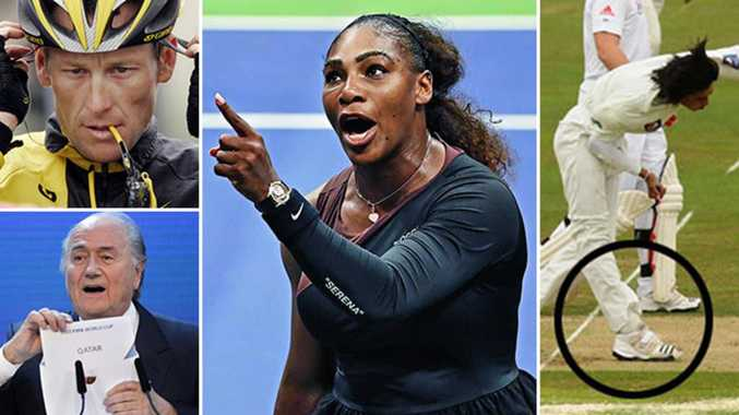 Top 10 world sporting scandals of the decade