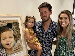 Meet the family behind the Our Kids calendar cover