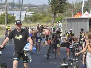Latest results from the Yamba Triathlon