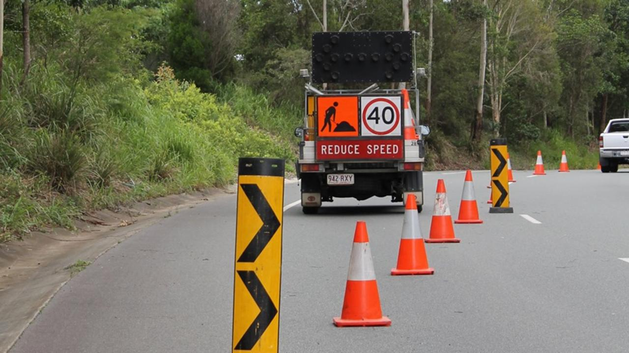 ROAD CHANGES: Motorists have been advised to obey any new directionals from traffic controllors. Picture: Contributed.
