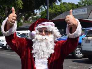 Summer Santa brings holiday hope