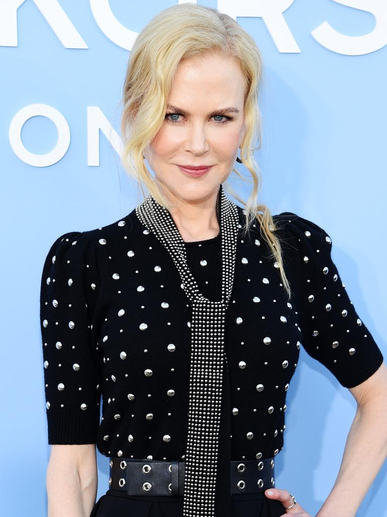 Nicole Kidman has received her 10th Golden Globe acting nominatio. Picture: Getty Images