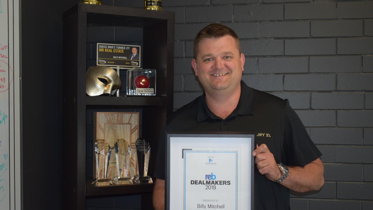 Owner of Century 21 Platinum Agents Billy Mitchell