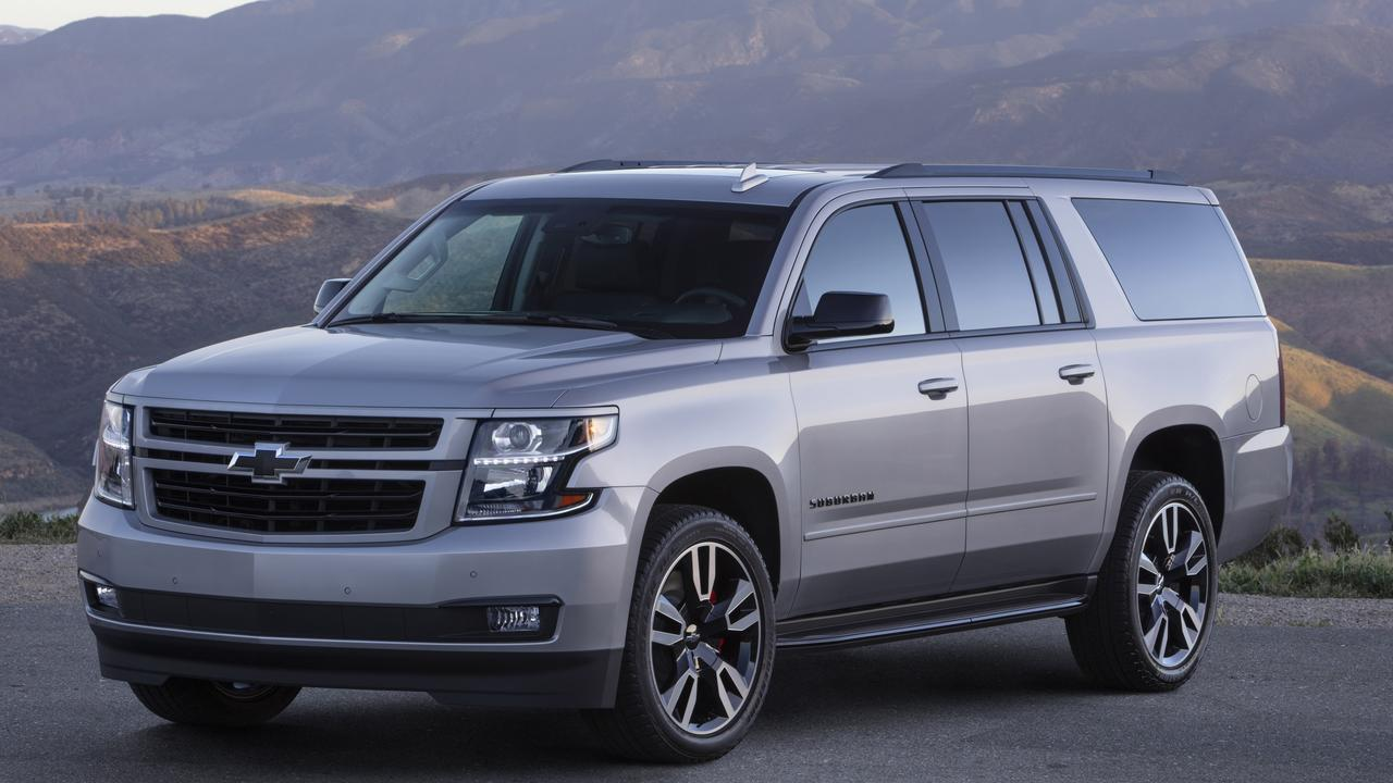 The Chevrolet Suburban has been awarded a star on the Hollywood Walk of Fame.