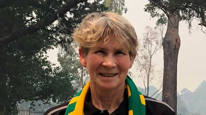 Soccer legend kick-started her career at Alstonville