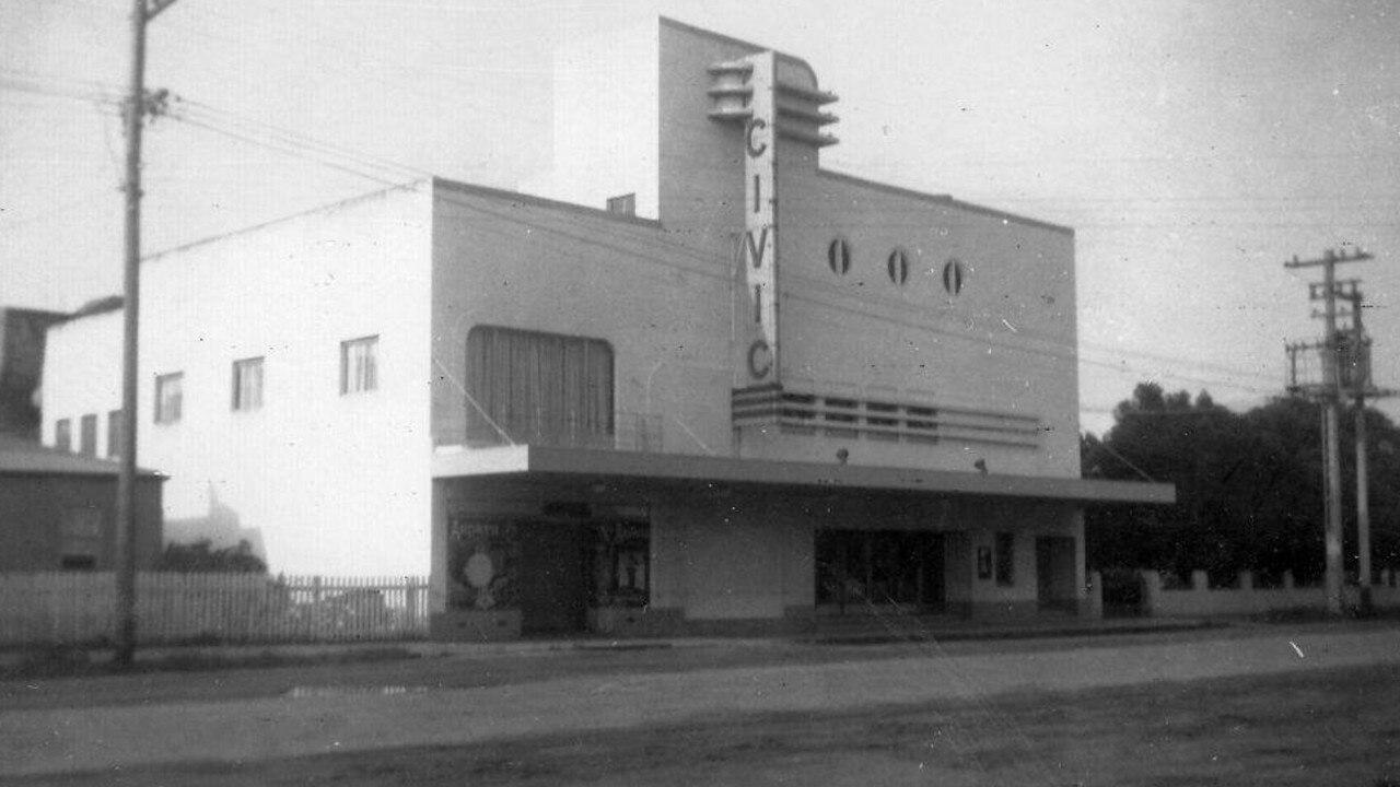 The Civic Theatre in Gordon Street in 1940.