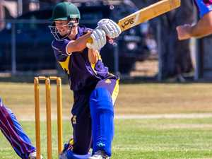 Gold batsman smashes maiden one-day century in SCCA