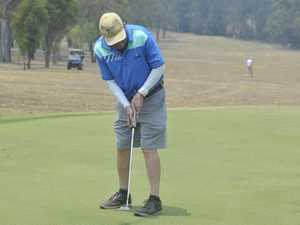 PUTTS 'N' PARS: Water hazard audit results