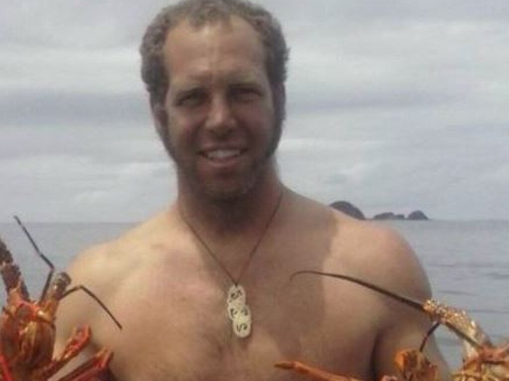 Hayden Marshall-Inman died after a volcano erupted on White Island. Picture: Supplied