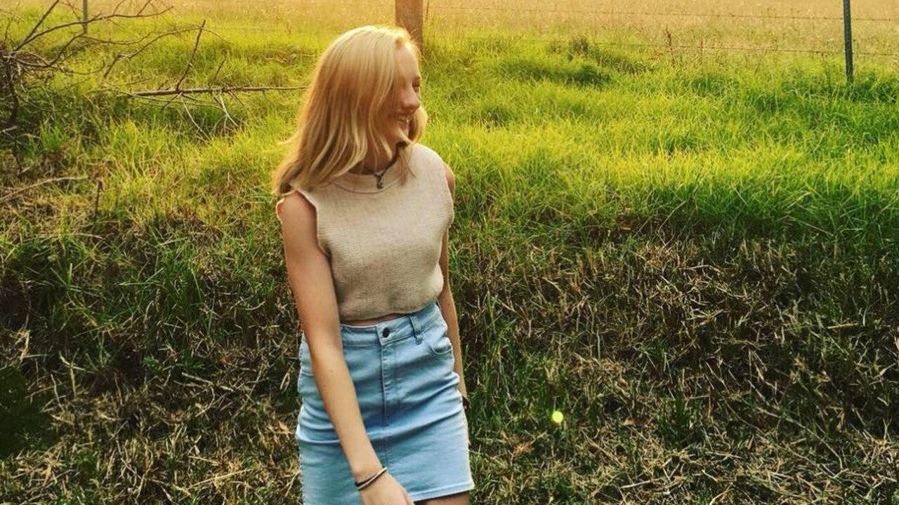 Winona Langford, 17.