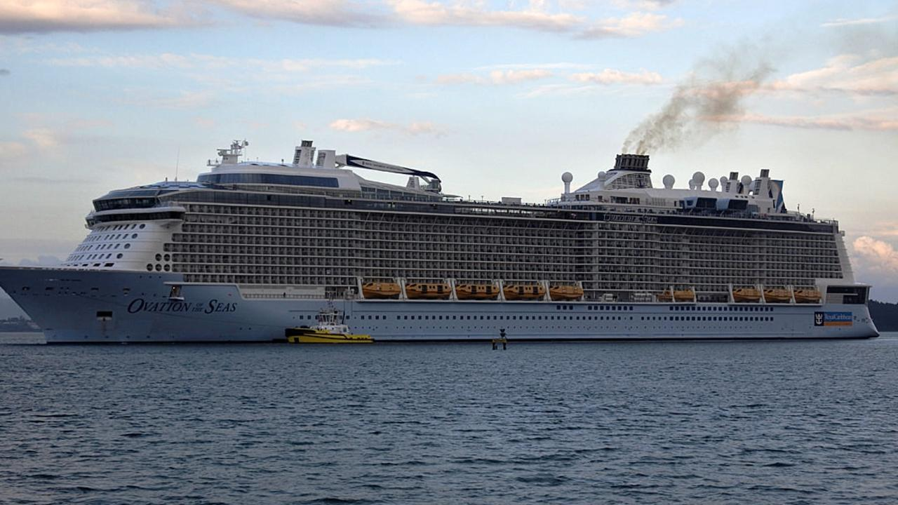 Ovation of the Seas, Picture: Colin Hunter/Facebook