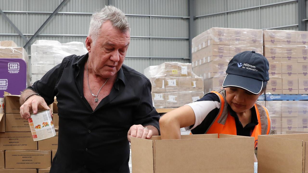Cold CHisel Foodbank