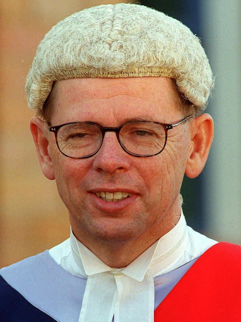 Judge John McGill