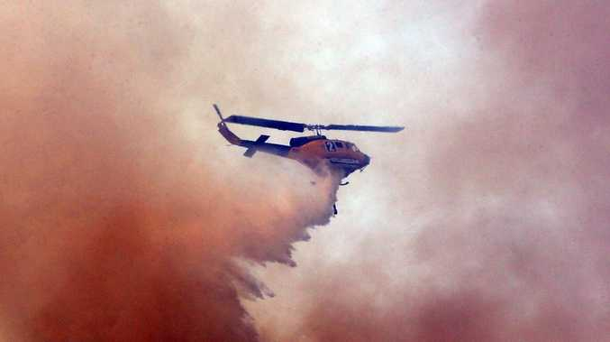 Fiery conditions expected to last up until February