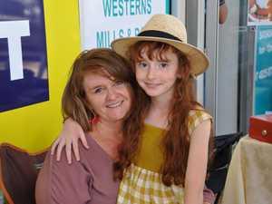 Linda Manion and Shanee Osborne at Emu Park
