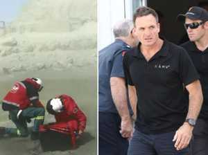 Hero pilot saw volcano victims 'dead, dying and alive'