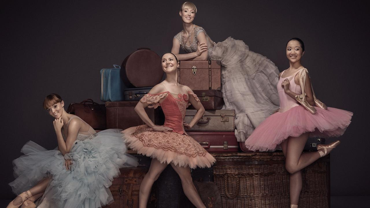 The Queensland Ballet's Tutus on Tour will arrive in Rockhampton as part of the 2020 See it Live season.