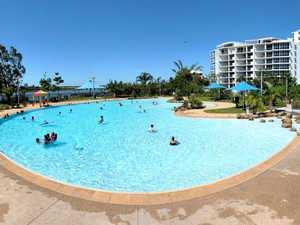 Spike in pool injuries as visitor numbers skyrocket