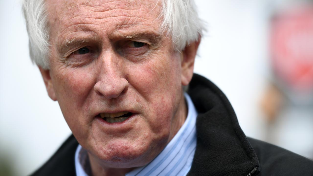 Former Liberal leader John Hewson. Picture: Joel Carrett/AAP
