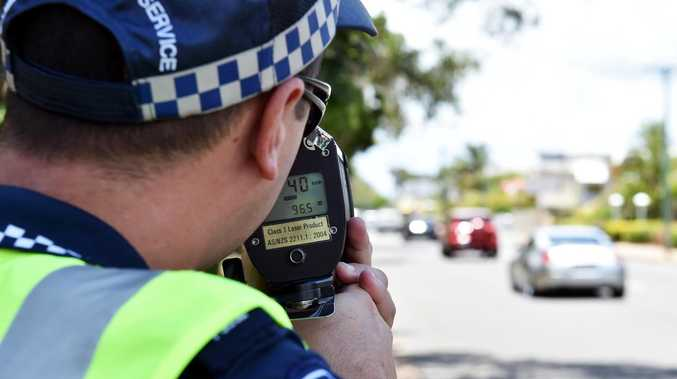 What this woman did to land a $2482 speeding fine